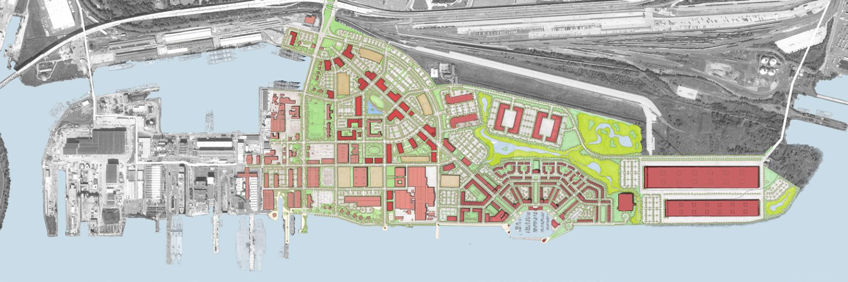 Similiar Map Of The Philadelphia Shipyards Keywords